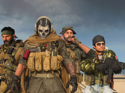 Black Ops Cold War and Warzone operators