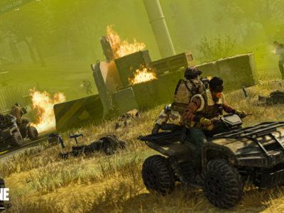 Warzone update fixes stim glitch