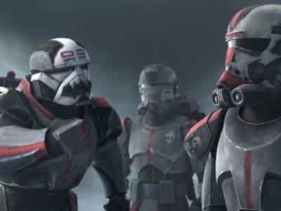 The Bad Batch, aka, Clone Squad 99